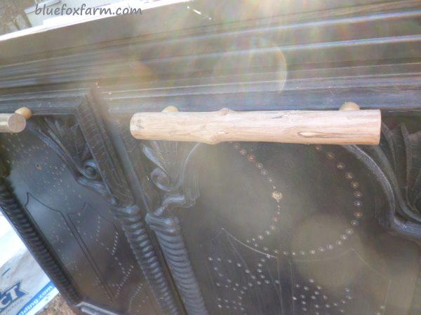 Straight Twig Pieces make good handles