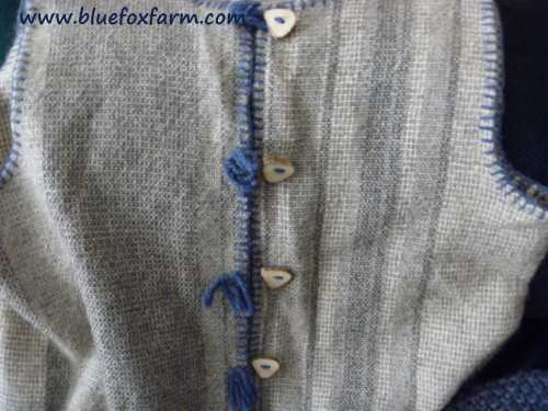 Rustic Antler Buttons