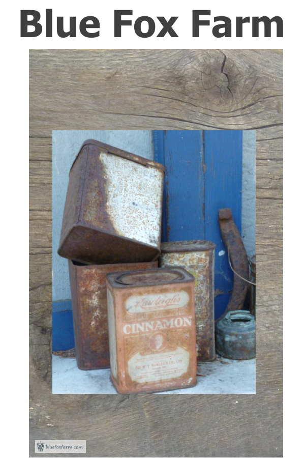 Blue Fox Farm - Rustic Crafts