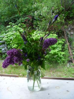 Wildcrafted bouquet
