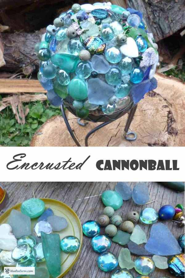 Encrusted Cannonballs