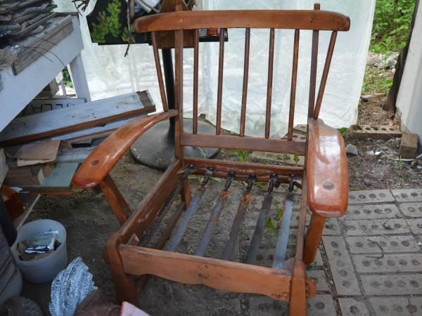 Imperial Loyalist Chair