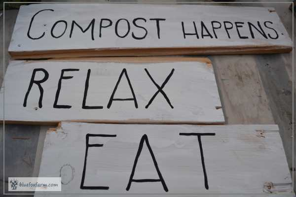 Hand Painted Signs - witty and whimsical