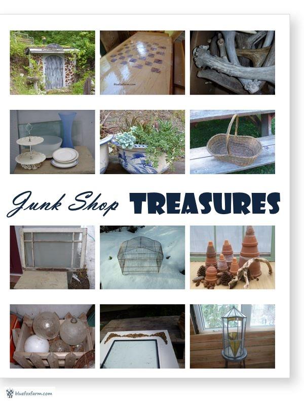 Junk Shop Treasures