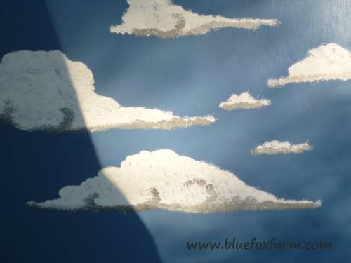 My Blue Heaven...