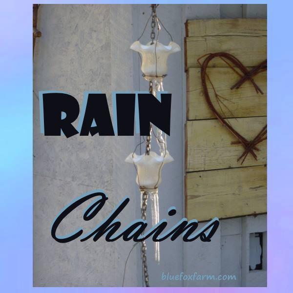 Rain Chains