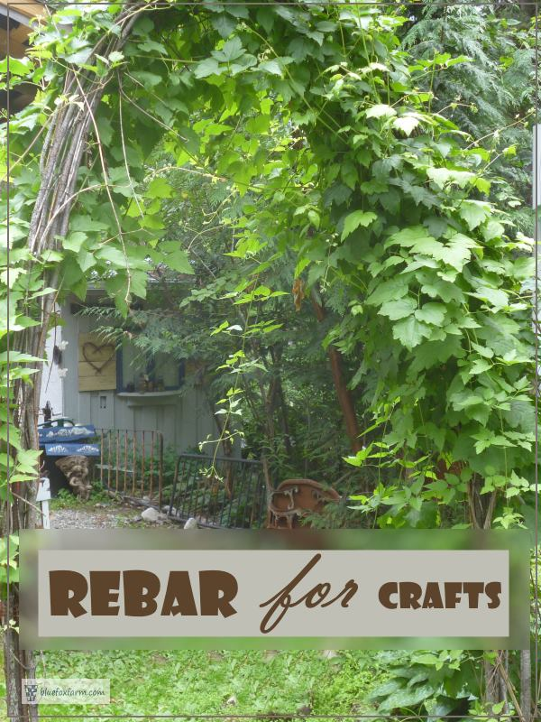 Rebar for Crafts