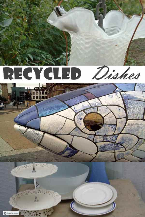 Recycled Dishes