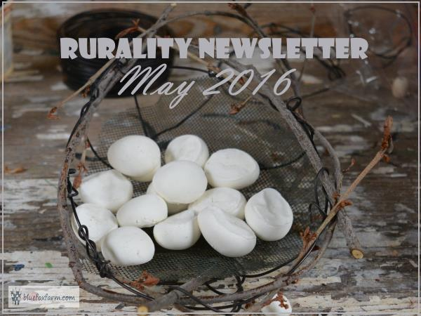 Rurality Issue May 2016