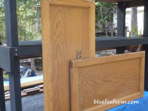 Kitchen cabinet doors...