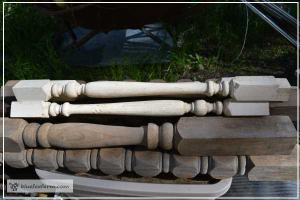 Spindles and Balusters