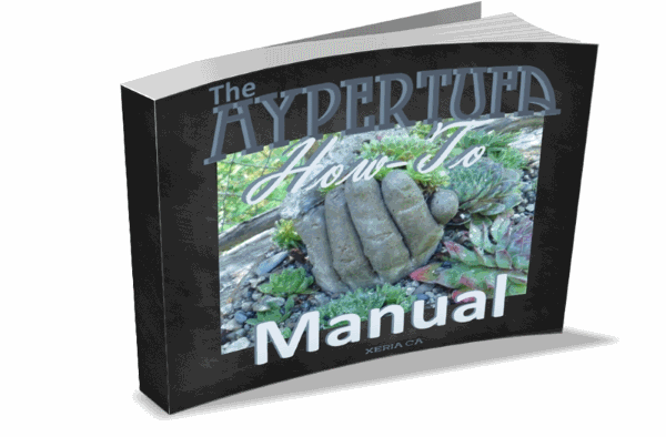 The Hypertufa How To Manual