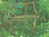 Rustic Garden Chair