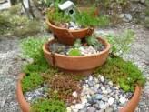 Terracotta Fairy Garden