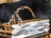 Rustic Twig and Barnboard Box