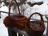 Twig Baskets