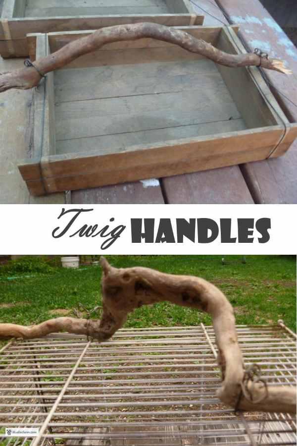 Twig Handles
