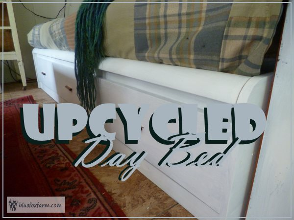 Upcycled Day Bed