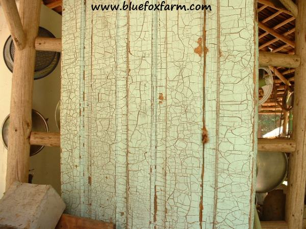 Weathered and Shabby Chic